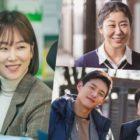 """Ra Mi Ran, Seo Hyun Jin, And Other Cast Members Bid Farewell To """"Black Dog"""""""