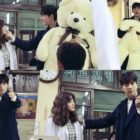 """Park Hae Jin Is Ready To Claim Jo Bo Ah's Heart With An Affectionate Surprise In """"Forest"""""""
