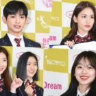 Stars Graduate From Hanlim Arts School