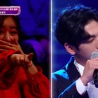 "Watch: Apink's Yoon Bomi Is Surprised And Brought To Tears When Her Brother Performs On ""I Can See Your Voice"""