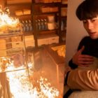 """Kwak Dong Yeon Risks His Life To Save Park Se Wan On """"Never Twice"""""""