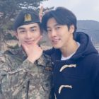 Jo Yoon Woo Is Discharged From The Military + TVXQ's Yunho Shows Support For His Return