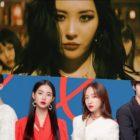 "Watch: Sunmi Shares Performance Video Of ""Gotta Go"" OST For Web Drama ""XX"" Starring EXID's Hani"