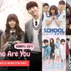 Binge-Watch School K-Dramas On Viki For Free Now In Southeast Asia!