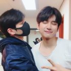VIXX's Leo Shows Love For Hyuk At His 1st Musical