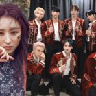 DreamCatcher's SuA Talks About Attending ATEEZ's Concert With Her Bandmates + Praises Their Skills
