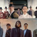 """Queen: Love And War"" Finale Breaks TV Chosun Ratings Record; ""Tell Me What You Saw"" Soars To All-Time High"