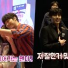 "Watch: Lee Tae Hwan Conquers His Nerves To Film A Memorable Fan Meeting In ""Touch"""
