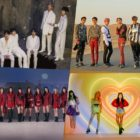 BTS, SuperM, LOONA, Red Velvet, And More Rank High On Billboard's World Albums Chart