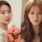 "Park Shin Hye Shows Support For Former ""Doctors"" Co-Star Lee Sung Kyung's Drama ""Dr. Romantic 2"""