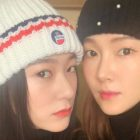 Watch: Jessica Shares Sweet Sisterly Moments From Her Ski Trip With Krystal