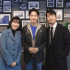 "Lee Je Hoon Shares Love For ""Stove League"" As Avid Fan After Filming Special Appearance"