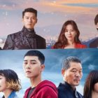 """""""Crash Landing On You"""" Heads Into Finale On Its Highest Ratings Yet; """"Itaewon Class"""" Soars To New Personal Best"""
