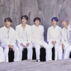 "BTS Unveils Track List For Upcoming Album ""Map Of The Soul: 7"""
