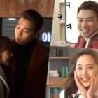 "Watch: Joo Sang Wook And Kim Bo Ra Can't Stop Acting Silly Behind The Scenes Of ""Touch"""