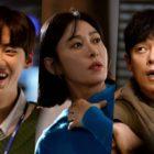 Lee Jin Hyuk, Jang Young Nam, And Lee Seung Joon Hint At Interesting Chemistry In Upcoming MBC Drama