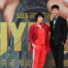 "Kim Hye Soo And Joo Ji Hoon Share What It's Like To Work Together On ""Hyena"""