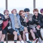 """BTS's """"Spring Day"""" Becomes Their 12th MV To Hit 300 Million Views"""