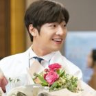 Lee Sang Yeob Transforms Into Lee Min Jung's Handsome Doctor Husband For New Drama