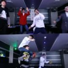 Watch: Lee Kwang Soo, Yoo Jae Suk, Ji Suk Jin, + Jo Se Ho Bring Down The House In Chaotic Karaoke Party