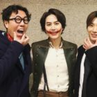Kim Young Chul And Super Junior's Leeteuk Show Love For Kyuhyun At His Musical
