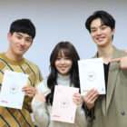 """Love Alarm"" Cast Reunites For First Script Reading Of 2nd Season"