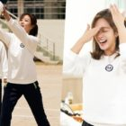 """Jo Bo Ah Returns To Her Carefree High School Days In """"Forest"""""""
