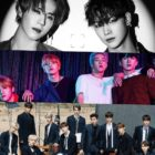 "GOT7's Jus2, MONSTA X, And SEVENTEEN To Team Up For 2PM's ""My House"" Cover At ""Music Bank In Dubai"""