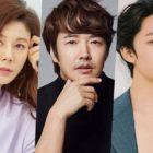 Kim Ha Neul, Yoon Sang Hyun, And Lee Do Hyun Confirmed To Star In New JTBC Drama