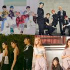 BTS, SuperM, Red Velvet, BLACKPINK, And IZ*ONE Score Spots On Billboard's World Albums Chart