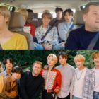 "Watch: BTS And James Corden Sing Their Hearts Out In Long-Anticipated ""Carpool Karaoke"" Segment"