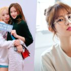 Moon Ga Young Thanks Best Friends Apink's Namjoo And Yang Hye Ji For Showing Support For New Drama