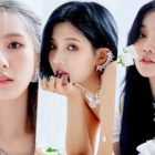 """Update: (G)I-DLE Shines As They Switch From Dark To Light Concept For New """"I Trust"""" Comeback Concept Photos"""