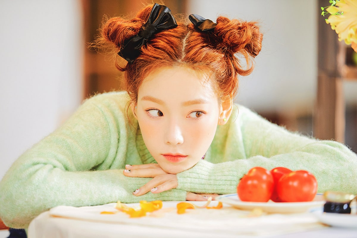 Image result for taeyeon