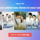 Hit Dramas Starring Kim Woo Bin, Kim Soo Hyun, Joo Won, And More Now Free On Viki In Southeast Asia!