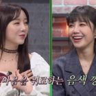 Watch: Lovelyz's Kei And Apink's Jung Eun Ji Sing Duet Together After Kei Says She's A Fan