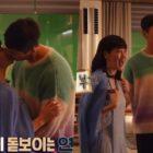 """Watch: Kim Hye Soo And Joo Ji Hoon Become Shy While Filming Kiss Scene In """"Hyena"""""""