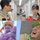 """Running Man"" Cast Plays Hide-And-Seek And Takes On ""Try Not To Laugh"" Challenge To No Avail"