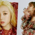 """Update: Apink's Namjoo And Hayoung Shine In """"Look"""" Comeback Teasers"""