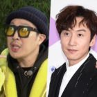 "HaHa Says Lee Kwang Soo's Been Calling Him All The Time Since His Injury On ""Running Man"""