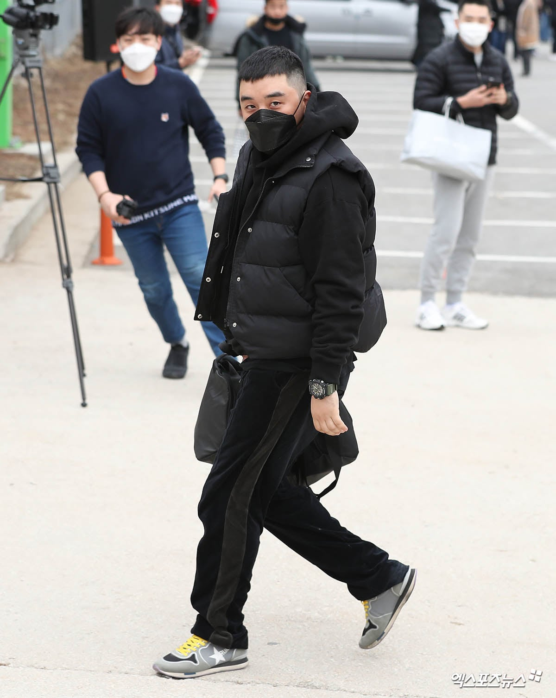 Seungri ex BIG BANG