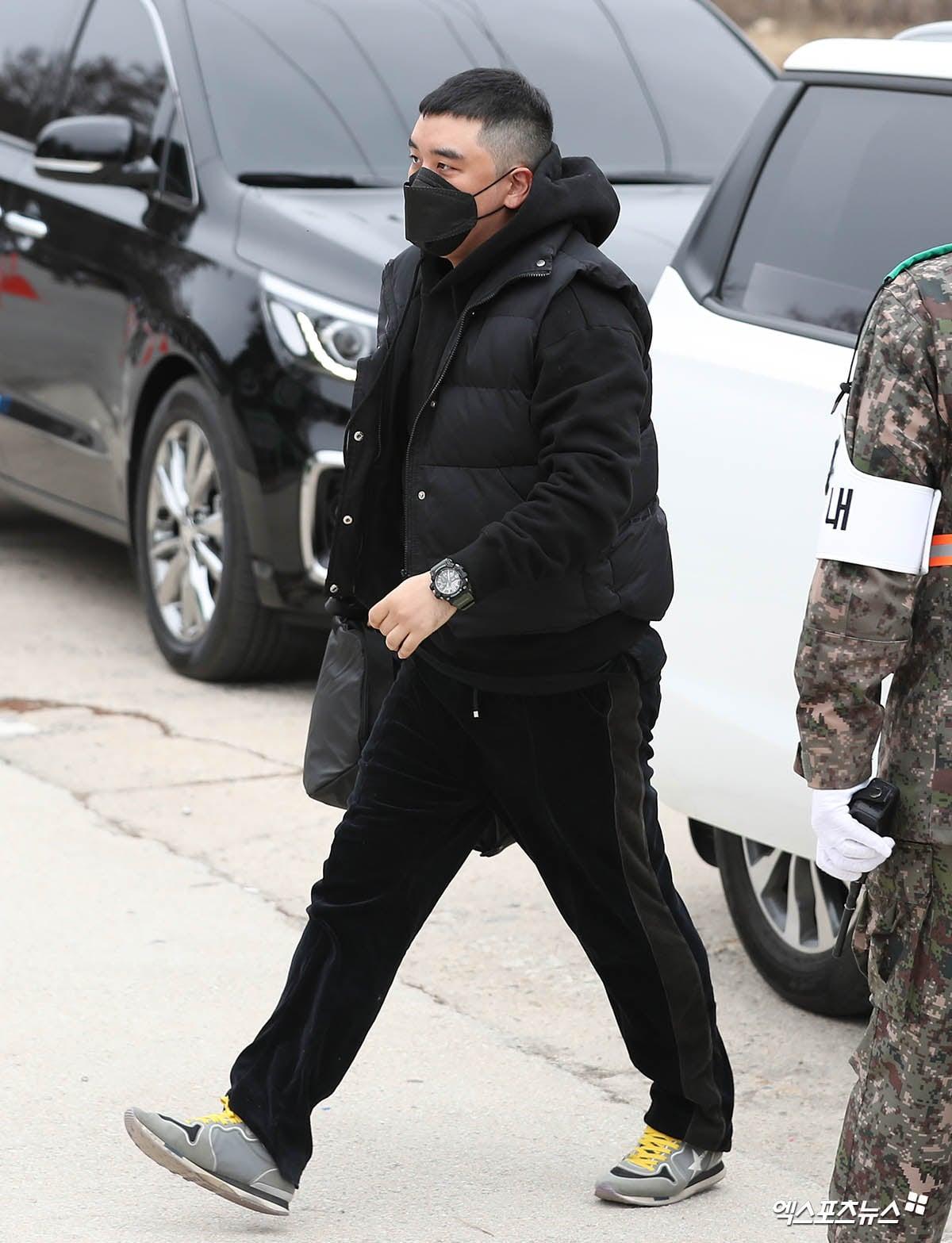 Seungri eks BIGBANG