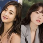 """Kang So Ra In Talks To Reunite With """"Sunny"""" Co-Star Chun Woo Hee In New Film"""