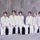 "BTS's ""Map Of The Soul: 7"" Spends 5th Week With High Rankings On European Charts"