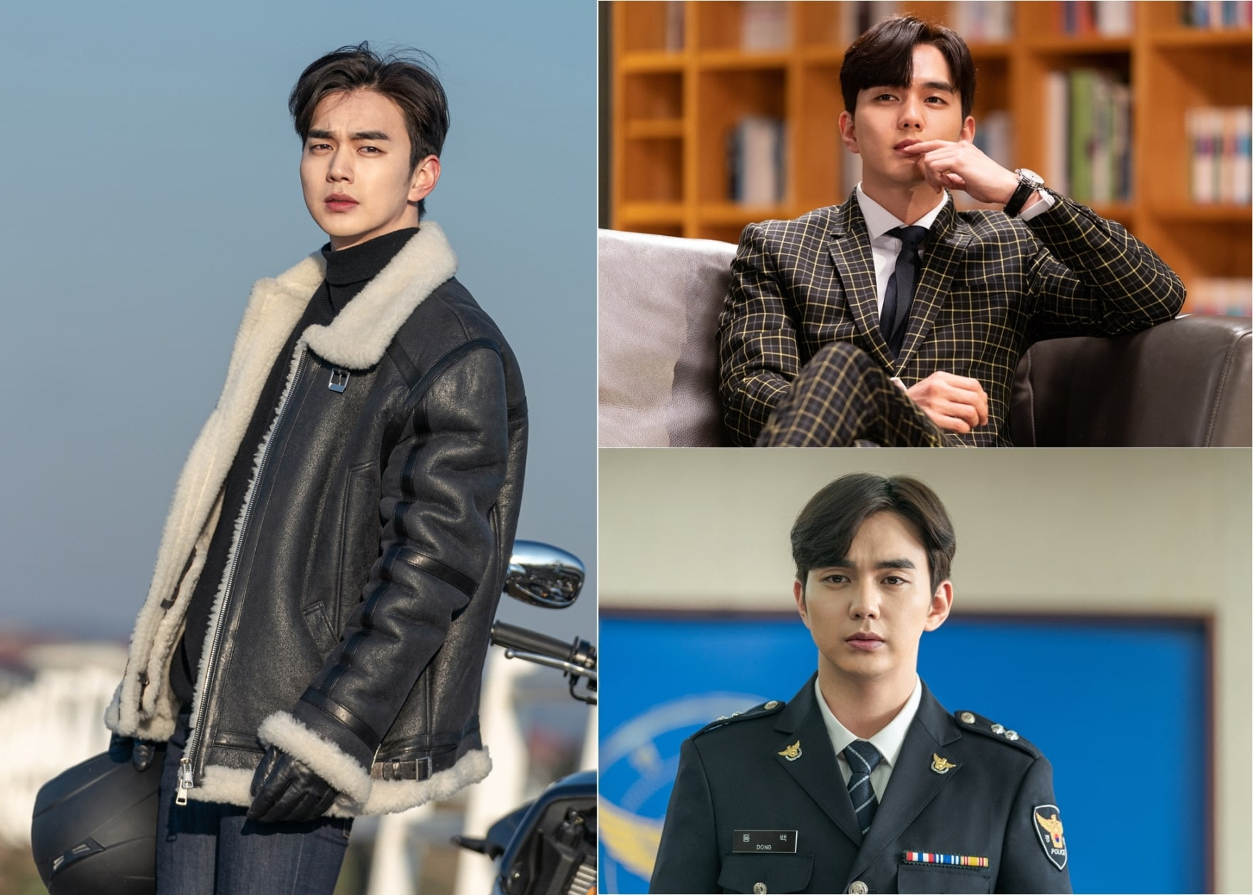 "Yoo Seung Ho And ""Memorist"" CP Respond To Comments About His Looks In The Drama"