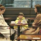 "Kim Tae Hee And Go Bo Gyeol Have An Awkward Encounter In ""Hi Bye, Mama"""
