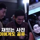 """Watch: Park Seo Joon And Ryu Kyung Soo Crack Up At Funny Moments Behind The Scenes Of """"Itaewon Class"""""""