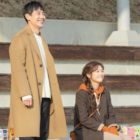 Shin Ha Kyun And Jung So Min Radiate Positive Energy While Filming Upcoming KBS Drama
