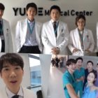 "Watch: Yoo Yeon Seok Takes Viewers Behind The Scenes Of Poster Shoot For ""Hospital Playlist"""