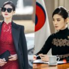 "Jung Eun Chae Exudes Cool Confidence As Prime Minister Of Lee Min Ho's Empire In ""The King: Eternal Monarch"""